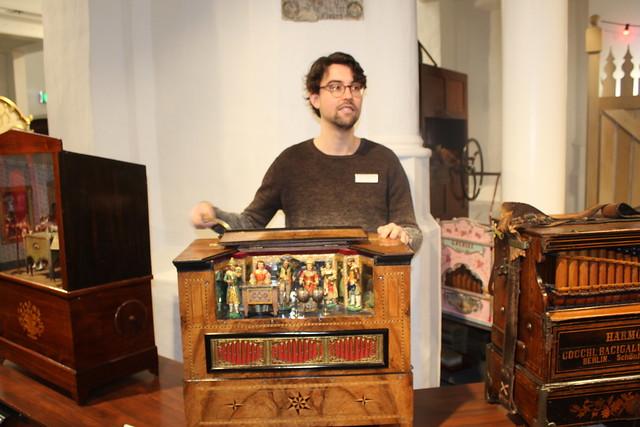 Ignaz Bruder, a German belly organ