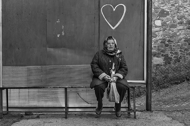 Montelaterone - La Signora Mariè