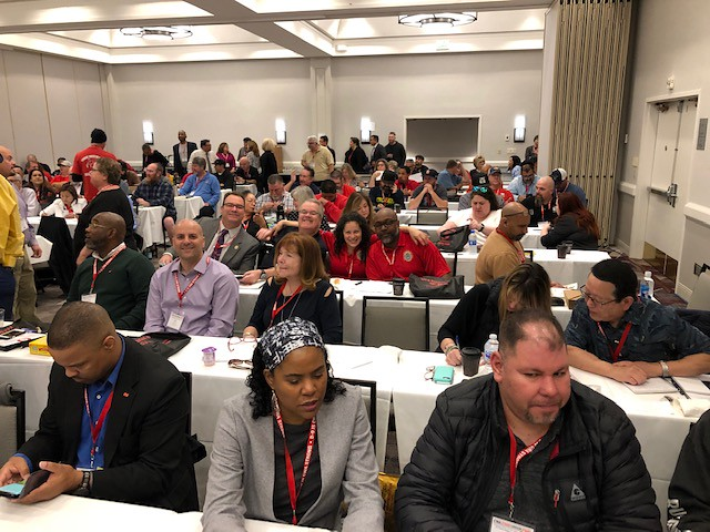 CWA District 9 Conference 2019