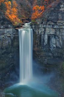 Taughannock Falls, Trumansburg, NY