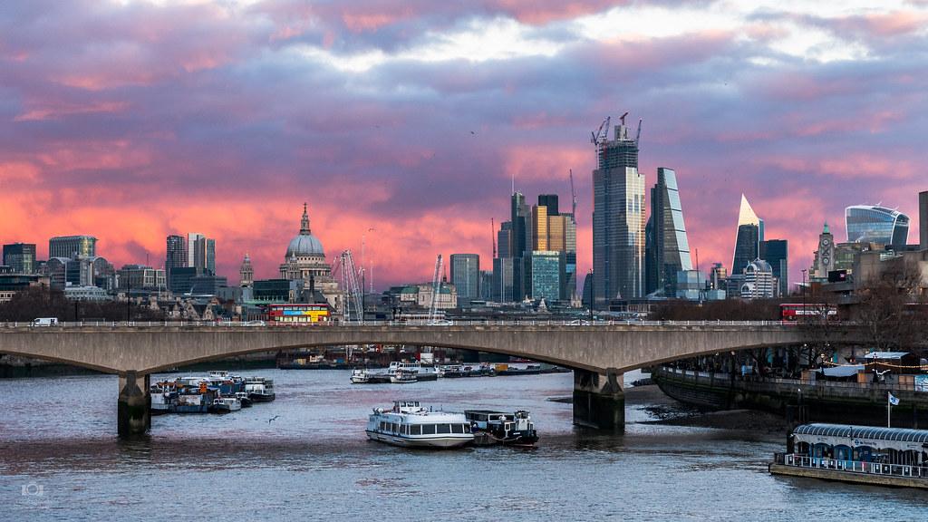 London 4k Wallpaper Desktop Background Loek Janssen Flickr