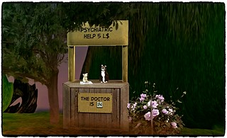 We are here to help | by Callista5 inworld