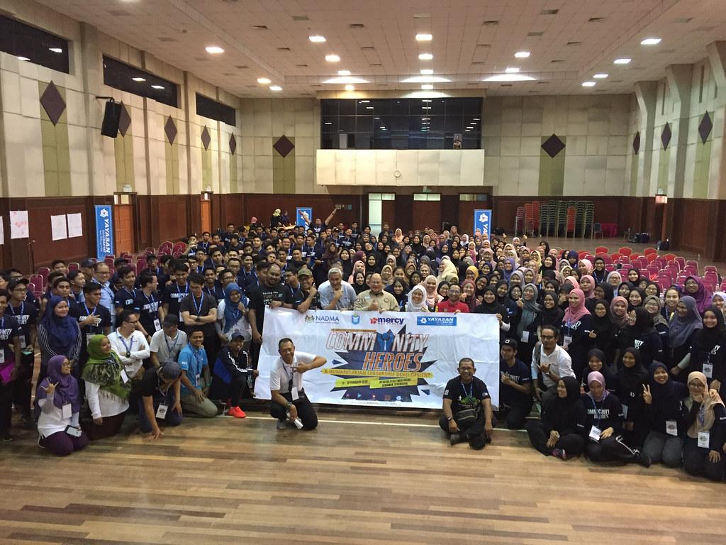 Community Heroes - Humanitarian Leadership programme