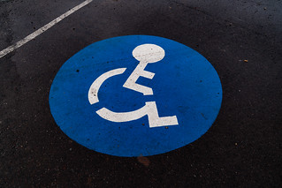 Handicap Parking Space | by Tony Webster