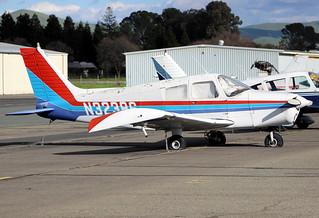 N32386 Private Piper PA-28-140 Cherokee