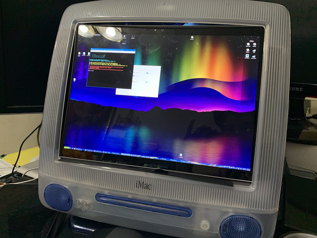 Surface iMac
