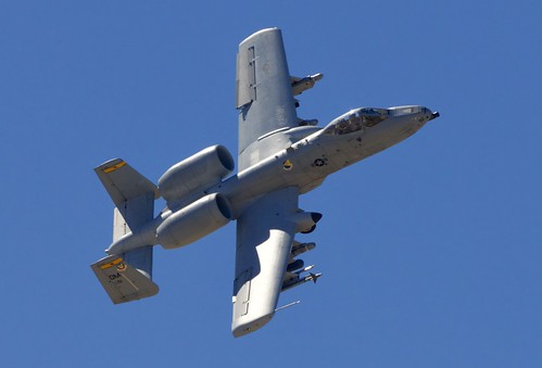 USAF A-10 THUNDERBOLT II Davis Monthan (DMA/KDMA) 2019 Airshow