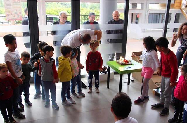 BİL'de 1 Gün ile öğreniyorlar