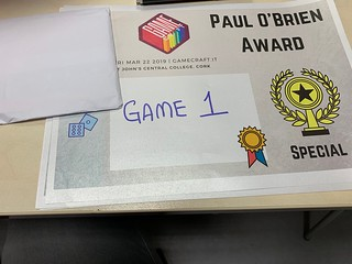 Cork GameCraft Winners | by whykay