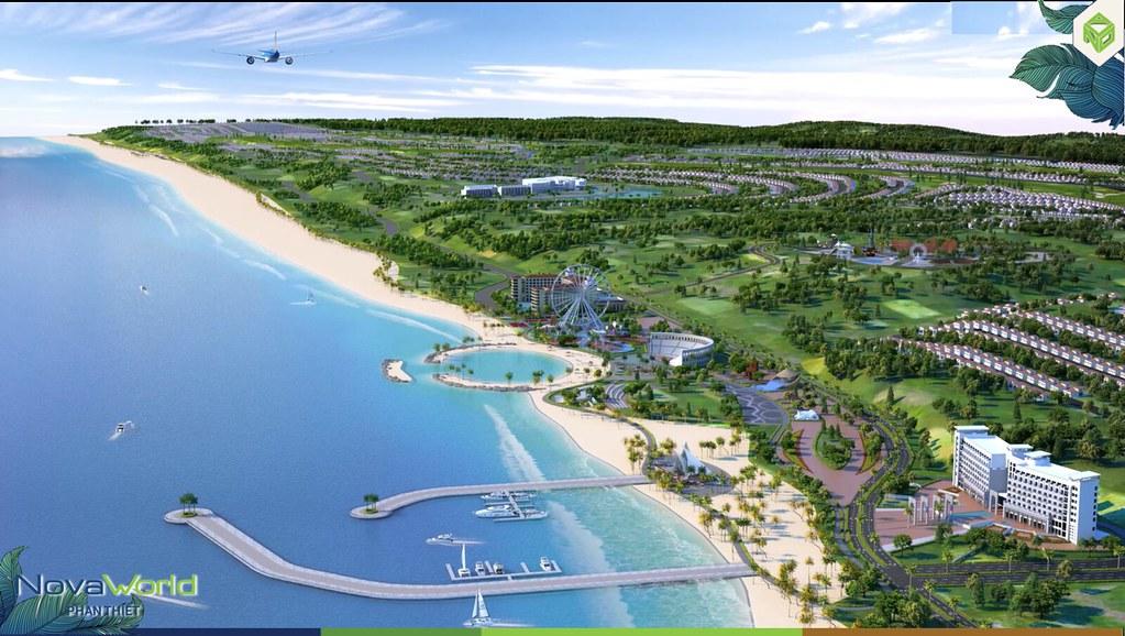 Palm Marina Novaland quận 9 – Dinh thự Xanh số 1 cho giới siêu giàu 1