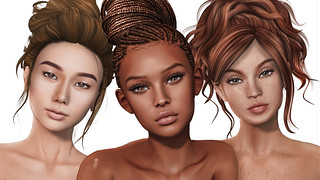 Second Life Avatars Challenge | by Strawberry Singh