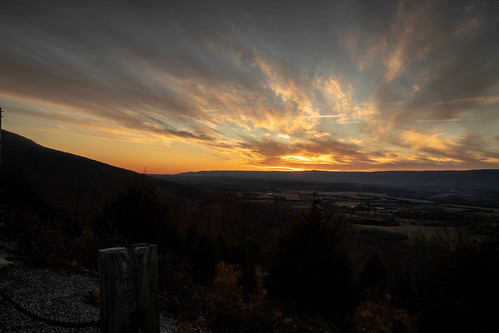 december highway111 senicoverlook sequatchievalley sunset tennessee dunlap unitedstates us
