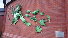 Green Man in Guildford, Surrey