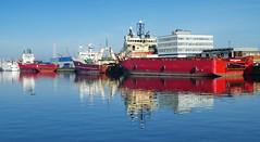 Schiffe in Cuxhaven