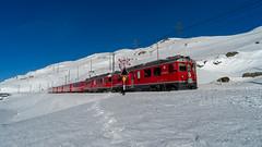 Bernina red: warning lights still going (3/3)