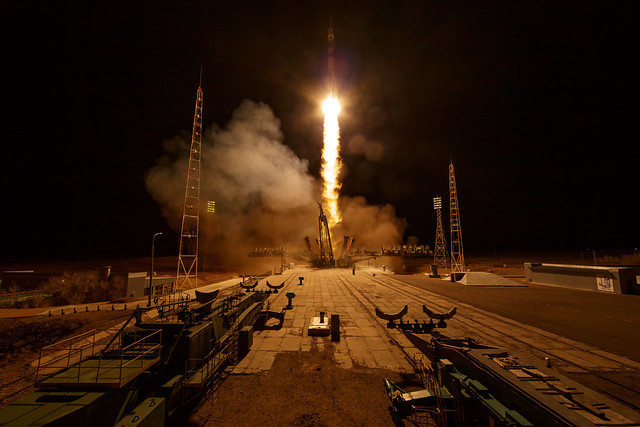 Expedition 59 Launch (NHQ201903150005)