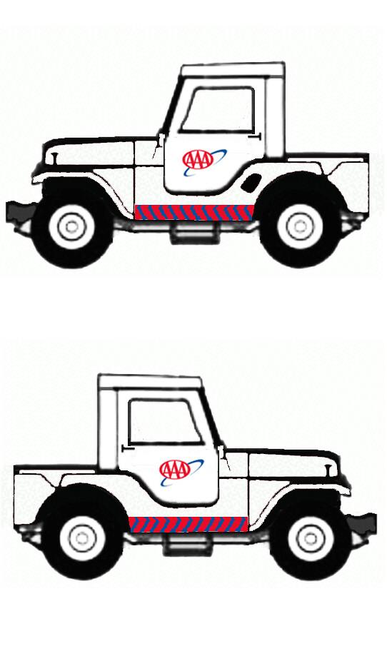 1965 jeep cj5 half cab utility  aaa service truck  1998 aa u2026