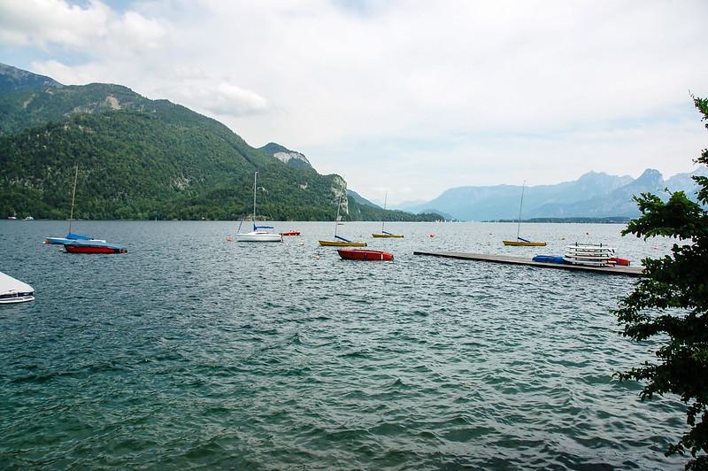 聖沃夫岡湖 (4)