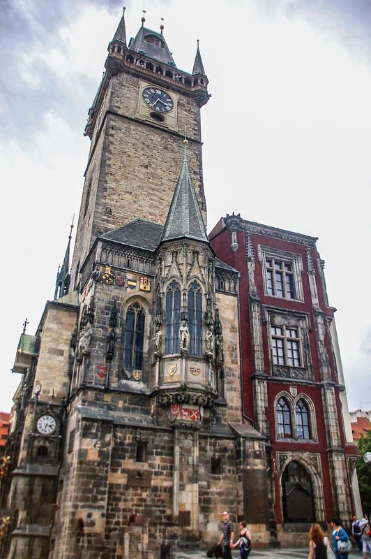 布拉格老市政廳