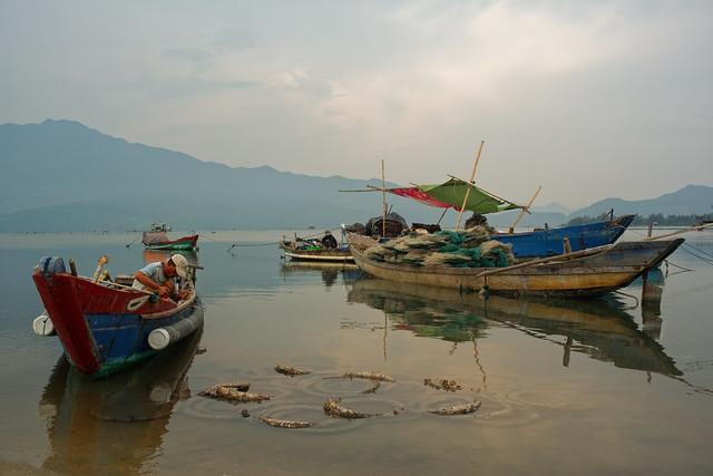 Lagune de Long Co [Explore]