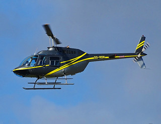 OO-RDN Bell 206 JetRanger