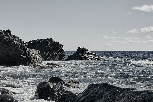 Basalt Seascape