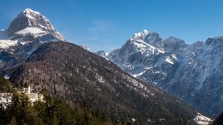 Trdnjava Predel, Slovenia   by 802701