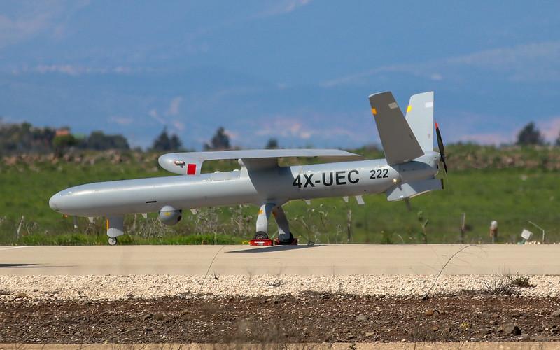 Drone UAV 4X-UEC