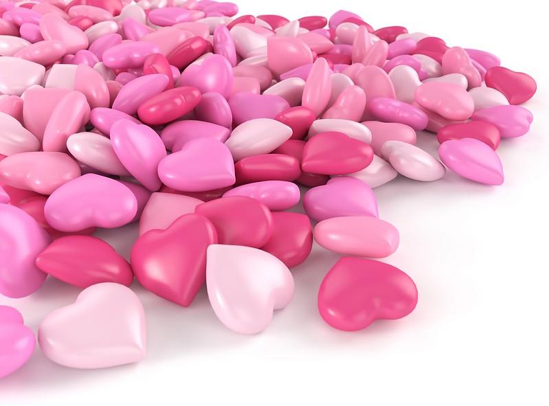 Обои сердце, форма, розовый картинки на рабочий стол, фото скачать бесплатно