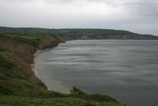 View to Robin Hood's Bay