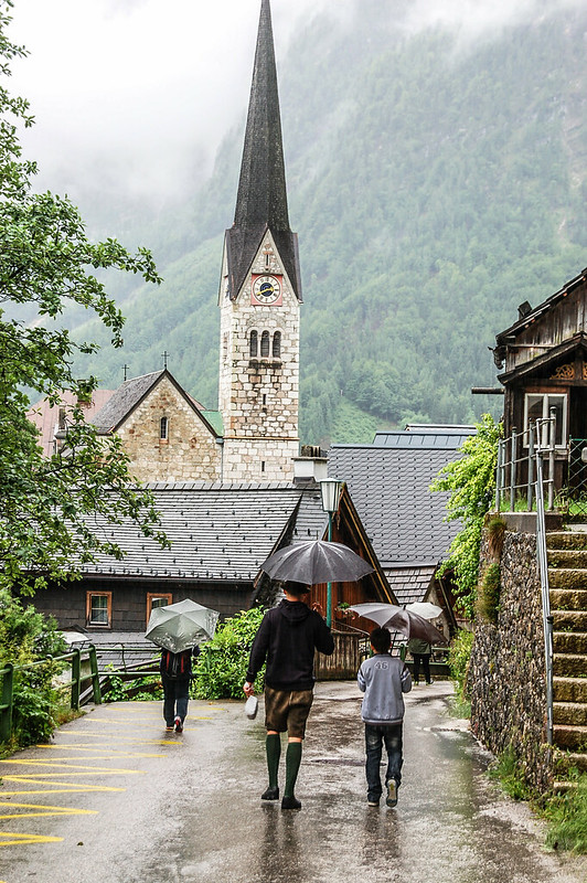 Hallstatt Protestant Church (Evangelical Church) 9
