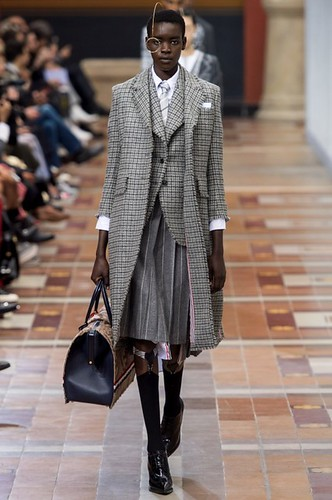Thom Browne Womenswear Fall/Winter 2019/2020 20