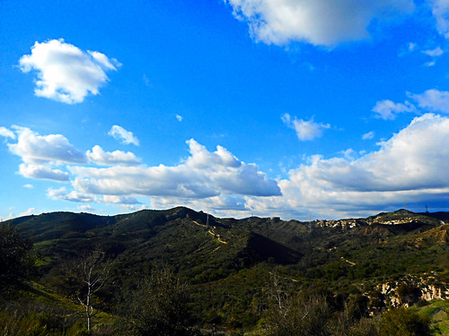portolahills california concoursepark photo digital winter whitingranchwildernesspark clouds sky chaparral foothills landscape blue