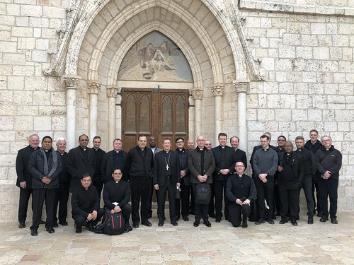 Holy Land Pilgrimage: Learning to know Christ more deeply