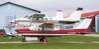 C-FWTN - Cessna 177