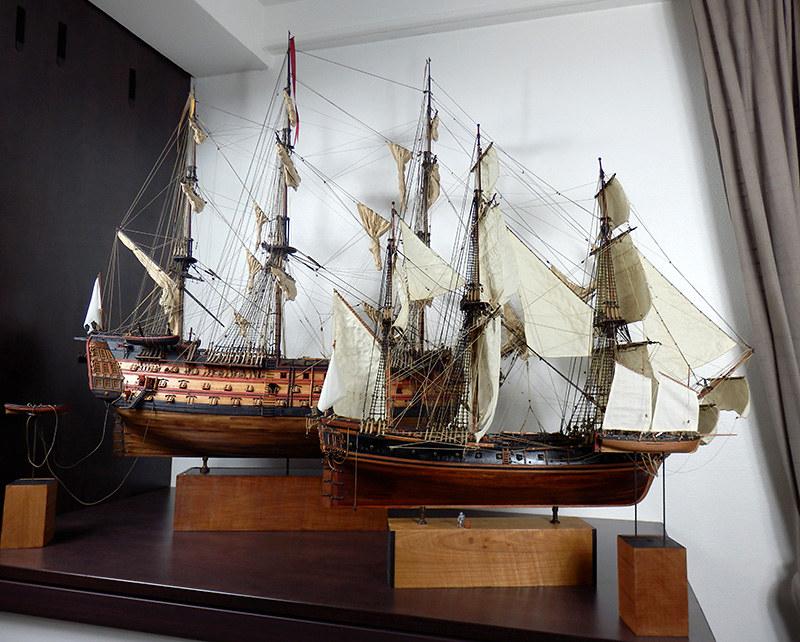 VICTORY 1737 - éch 1/84 - inspiré du Victory 1737-1744 32547789837_372e626e6f_c