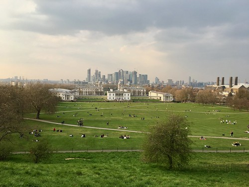 Greenwich Long View