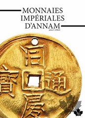 IMPERIAL COINS OF ANNAM cover | by Numismatic Bibliomania Society