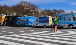 Food Trucks and Foot Traffic | by Mondmann