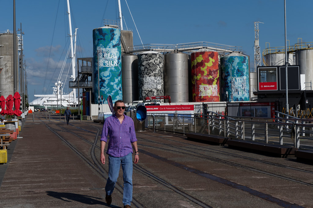 Waterfront, Auckland, NZ