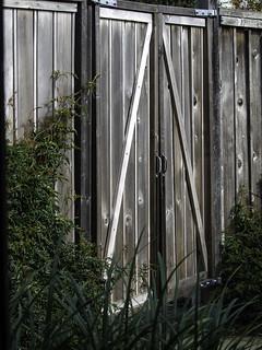 The Gate to the Secret Garden | by T. Christensen