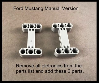 Ford Mustang Manual Version | by loxlego