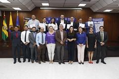 Marzo 21 de 2019 / Cuarto evento para Graduados Destacados