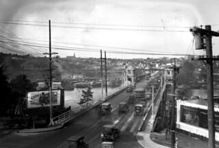 University Bridge, 1927