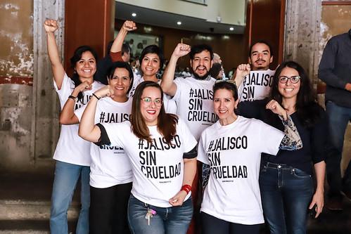 MX-¡Victoria! Se aprueba #JaliscoSinCrueldad