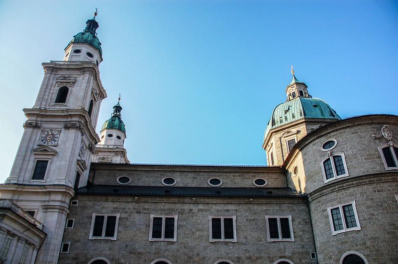薩爾茲堡大教堂(Salzburg Cathedral) 1