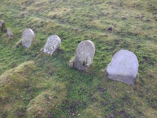 Sheepdog Graves, Thornhill Farm | by twiggles