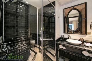 Deli room bathroom