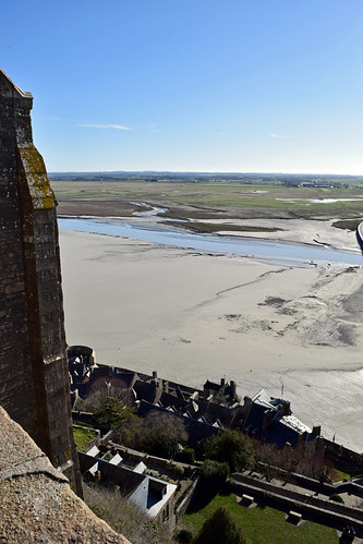 mont-saint michel2 | by hberthone
