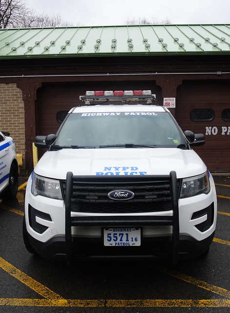 New York Police Department: Highway Patrol